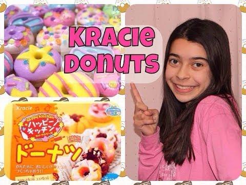 Kracie |Happy Kitchen- Donuts | Docinhos do Japão