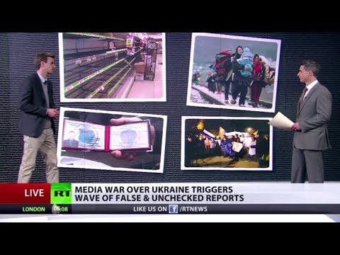 Ukraine Media War: Fake content triggers big news