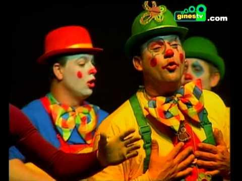 Los Cuenta-Cuentos. Carnaval de Gines 2013 (fase previa)