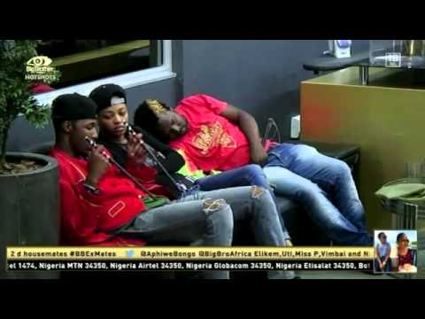 Big Brother Hotshots - Idris breaks it down