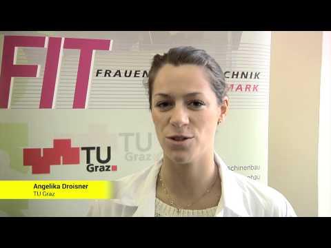 TU Graz auf der Yo!tech - Lust auf Technik 2014