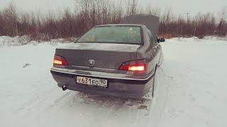 Peugeot 406 Спецвыпуск. 18. Миша Яковлев