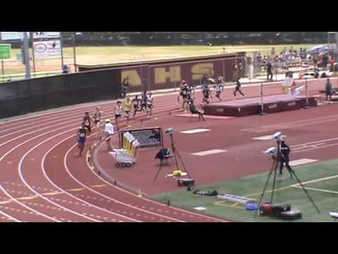 Arcadia Invitational Boys 800 (Heat 1)