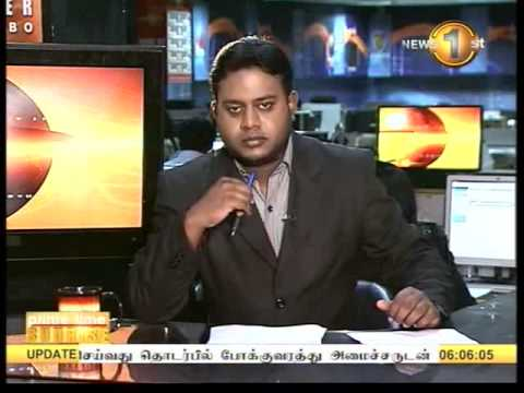 SHAKTHI BREAKFAST news 1st - 17-02-2014 - 6 am