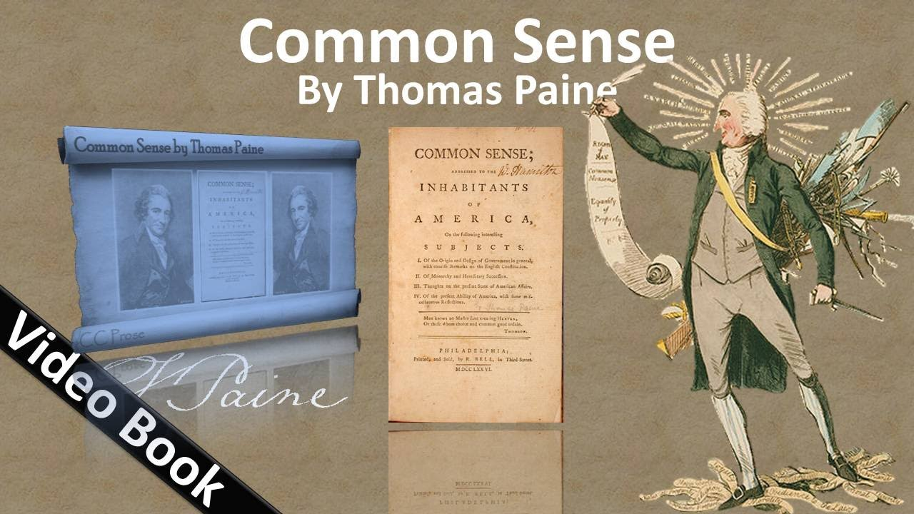 thoughts on the present state of american affair thomas paine