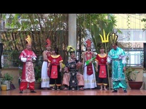 Hoạt cảnh : Sơn Tinh - Thủy Tinh