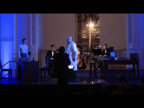 Breathe Freely - chamber opera by Julian Wagstaff (excerpts)