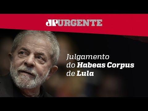 AO VIVO: STF decide sobre prisão de Lula...