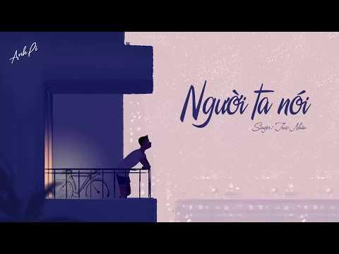 Người Ta Nói - Trúc Nhân (OST Cô gái đến từ hôm qua) II Lyric Video