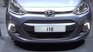 Hyundai i10 1.2 16V Exterior and Interior in 3D 4K UHD