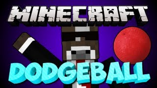 Minecraft 1.6.2 DODGEBALL Server Minigame