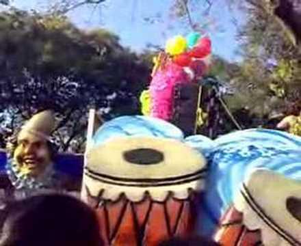 Goa carnival 2008