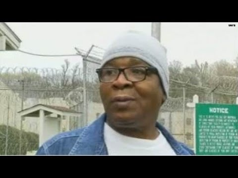 Freed from death row, innocent man's words sting