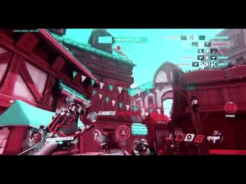 Overwatch Montage Sombra,WidowMaker,Tracer ↩️❤️