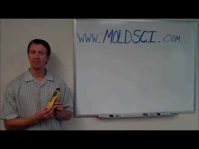 Mold Inspection Sciences - Mold Inspection Moisture Meter