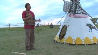 Tipi Camping Experience: Head-Smashed-In Buffalo Jump