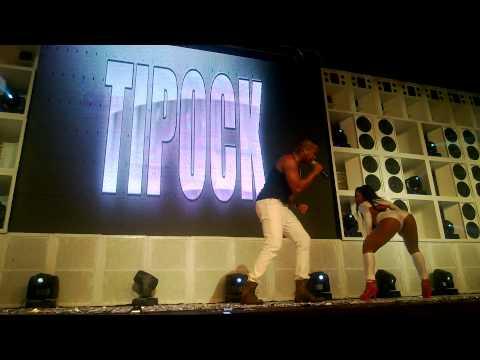 MC Tipock - Quero Bunda - Pré Gravação DVD Furacão 2000 Infinity Power