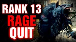 RANK 13 Rage Quitter in Killer Instinct