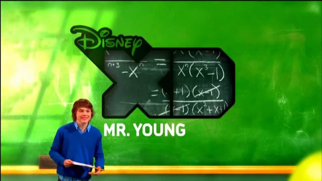Disney Xd Montage : Mr young disney xd bumper youtube