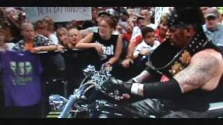 WWE RAW July 1 2002 Undertaker Vs. Jeff Hardy Ladder Match
