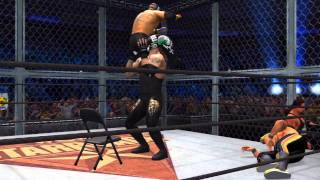 WWE 12 Road To Wrestlemania Jacob Cass Part 3