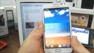 Samsung Galaxy Note N7000 inceleme