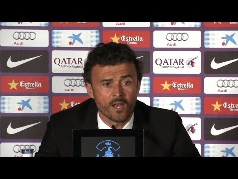 Luis Enrique signs two-year deal as new Barca coach