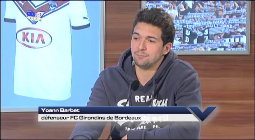 Contrat de 2 ans pour Yoann Barbet à Niort
