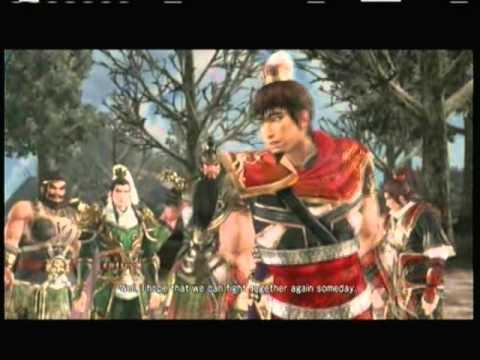 Dynasty Warriors 5: Sun Shang Xiang - A Tearful Vow - YouTube