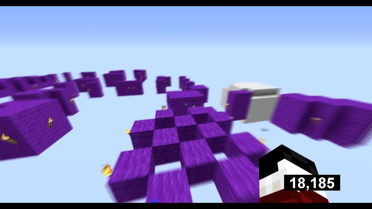 how to make purple wool in minecraft