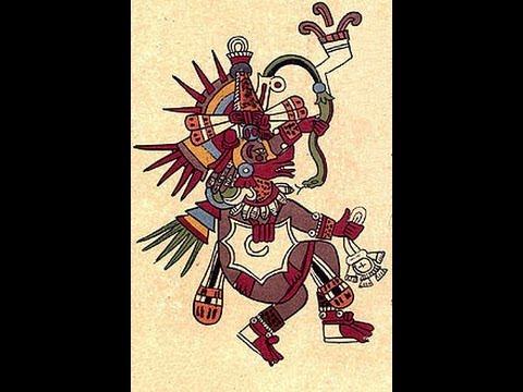 Quetzalcoatl, El Hombre-Dios