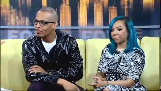 T.I. and Tiny At Odds Over Daughter's Future
