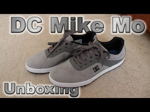 Mike Mo DC Shoes Unboxing