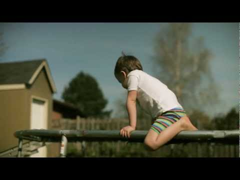 Funny Kid - Canon EOS 5D Mark II with Nikon Nikkor 50mm f/1.2 AIS, HD Video Test Sample, MK2