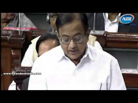 Chidambaram presents Interim Budget 2014-15 Part-I