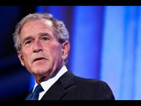 Bush: 'I wish they weren't called the Bush tax cuts'
