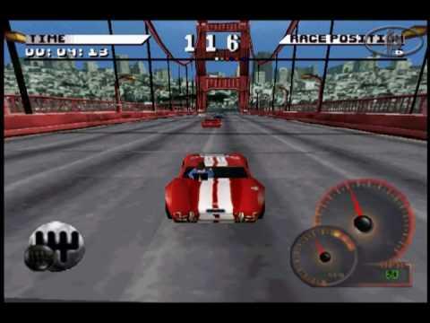 Видео ревью Test Drive 1 - 6 (PSONE)