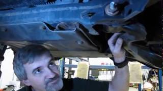 Atlantic British Presents: Rear Bushing Replacement On