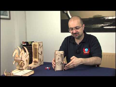 eRaptor Dice Towers Range April 2014