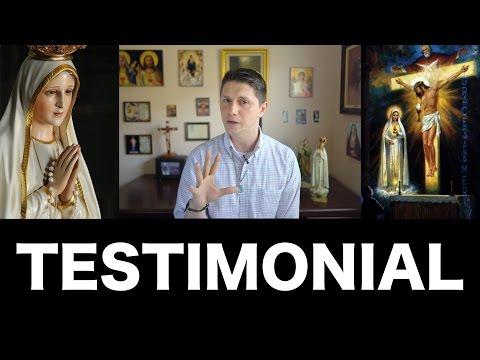 Living Fatima Testimonial: Gabriel Castillo