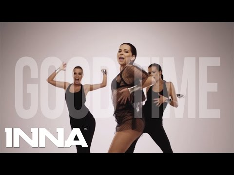 INNA - Good Time ft. Pitbull (Lyrics Video)
