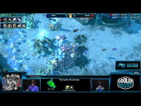 NASL Season 4 Grand Finals - Ro8 - Taeja vs Hero - Game 1