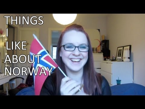 THINGS I LIKE ABOUT NORWAY