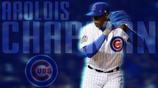 Aroldis Chapman | Cubs 2016 Highlights Mix ᴴᴰ