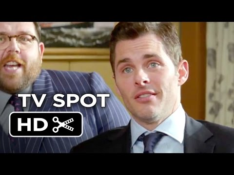 Unfinished Business TV SPOT - My Name Is (2015) - James Marsden, Dave Franco Movie HD