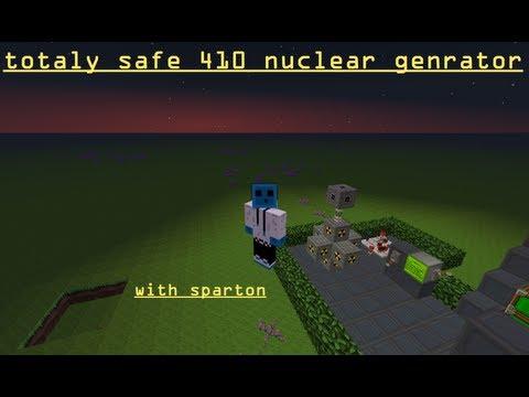 4100 eu/t Nuclear-generator 0 Heat FTB TOTTAL SAFE