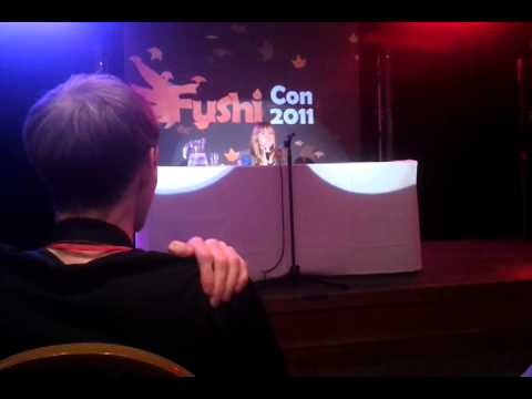 Fushicon 2011 Andrea Libman Q&amp;A
