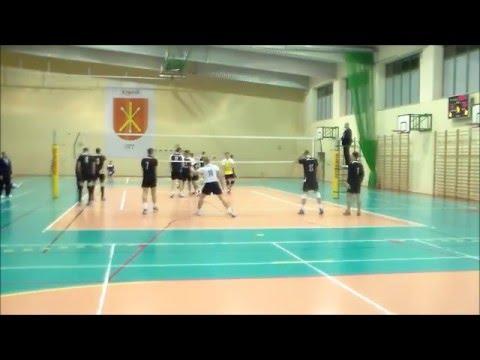 MKS KRAŚNIK VS TEMPO CHEŁM. 21.XI.2015. SET 5 (15-13).