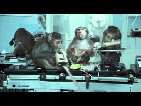 basement jaxx where 39 s your head at official video rooty