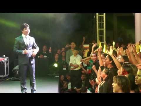 DVD Samuel Mariano - Quem me vê cantando (Participação do Grupo Ide Anunciai de João Pessoa)